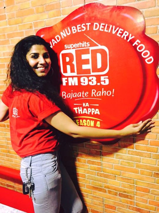 Amdavad's best delivery food #Thappa Red FM #Birmies