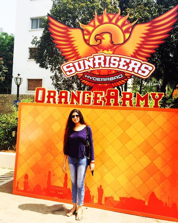 We Red FM the owners of SunRisers Hyderabad the cricket team r the #Champions of IPL - Indian Premier League 2016