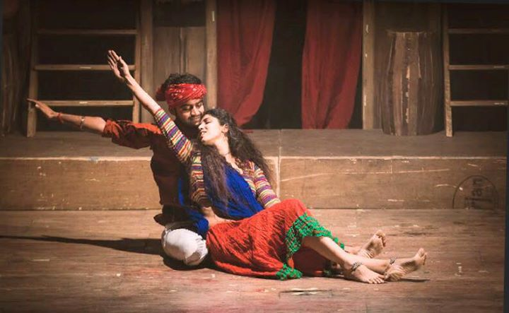 The most romantic love story of Gujarati Theater has been chosen out of 800 plays to be performed at National School Of Drama Delhi - Bharat Rang Mahotsav  Come n watch the only Gujarati entry that will make u feel proud of being Gujarati n tell u a story of love m longing like never before...  Samudramanthan Sunday night at 9:30pm  Tickets available at the hall n on BookMyShow