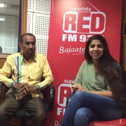 Live chat continues with ShabbirBhai ex gangster on My show and on FB
