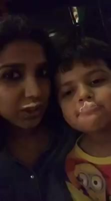 Love for Cheese with cutest kiddo  # Yatharth