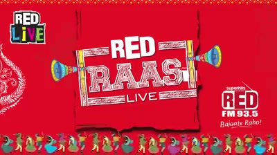 So.....Dudes and Chicks, Lets Have Fun ... #RedRaas #season7   book your Garaba Date @ your own and for couple passes log on to BookMyShow  Special amdavadi passes ;) stay tuned to Red FM or click on  Swati Procon