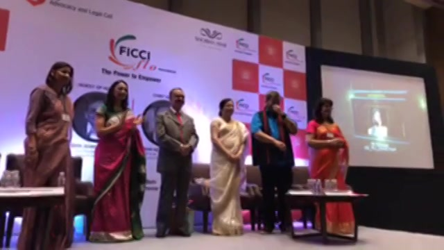 RJ devaki has been the recipient of the #FICCI_INDIA_FLO Sambhavaa  Award for Professional Excellence​​. Congratulations to Her from Admin and her entire Fan World...  She has been honored with great inspiring women like Shri Sonal Ambani, Maana Patel, Sharmishtha Sarkar n more...