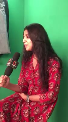 Interview with # GTPL #Porbandar  about our play Samudramanthan  We performed the play there last night....  Of the kharvas - For the kharvas