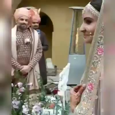 At one point entire india was voting against Anushka Sharma calling her Panoti and Virat used Nota........ I hope all of them will focus on the actual voting tomorrow....  The fairy tale wedding of #Virushka at Italy Tuscany....   catch all the details abt the wedding on my show today....