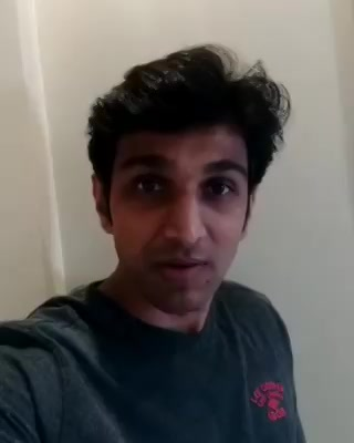 Lead actor of #LoveNiBhavai #Beyaar and #WrongSideRaju Pratik Gandhi has a special message for you :)   #ButtonDabaKeBaja