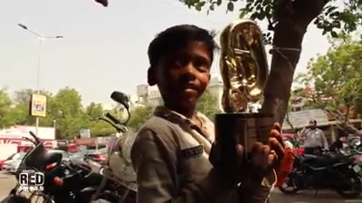 It is you my lovely listeners who have made me what I am today and when from last five years I have been winning award for Gujarat's Best RJ and Best Show the real credit goes to you as its your stories , your conversations that makes us these awards. So this award is for you and thats the reason I took my award to you and celebrated with you..