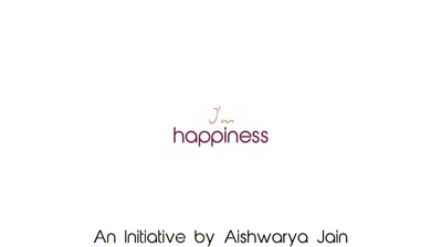 It's said that 1 out of 5 people are unhappy, across the globe. I feel that everybody deserves to be happy. I wish to spread happiness and joy. Through this initiative, I'm happy that I am getting this chance.  Check this out! I M Happiness ..