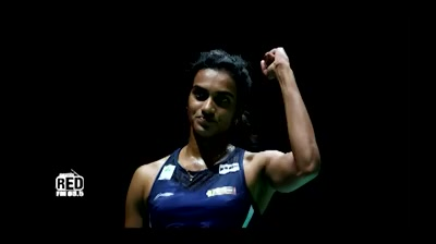 Let's ask Amdavadi, which game does P V Sindhu plays? PV Sindhu