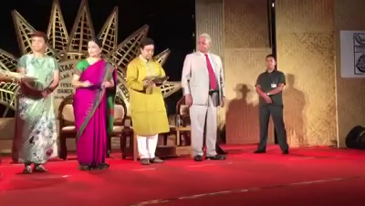 #MyFirstNationalAward #Actor Sangeet Natak Akademi   Extremely honoured to be awarded by the Ministry Of Culture Government Of India and Sangeet Natak Akademi - The Ustad Bismillah Khan Yuva Puraskar in the field of Acting 2017.    More thrilled to win it with my parents name in my name who have devoted more than 50 years in Theater #devakiaditibharat #Actor #Theater #IndianTheater    I shall be performing my play Samudramanthan as a part of the function on the 17th Sep 2018    Special thanks to all the well wishers, fans and loved ones....  This goes to every passionate Theater artist that is keeping the Theater tradition alive against the challenges of Tv, Film, Digital