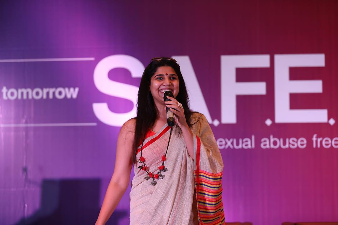 """How important it is to explain to a sexually abused or molested person ki """"Bure tum nahin ho, Bura to woh Hai"""" this dialogue of #DilTohPagalHai fits in the best here... the one who faces the abuse shouldn't feel guilty, the abuser should. How to create a sexual abuse free 2025 is what we spoke about - an event organised by #BritishDeputyHighCommission @ukinindia these efforts mustn't stop.  #KeyNoteSpeaker #MotivationalSpeaker #TalkShow #bajateraho #Ahmedabad #India #UK #British #BritishHighCommission #Gujarat #India #IndianSpeaker #WomanSpeaker #safe #SexualAbuse #timesup #womenempowerment #stop"""