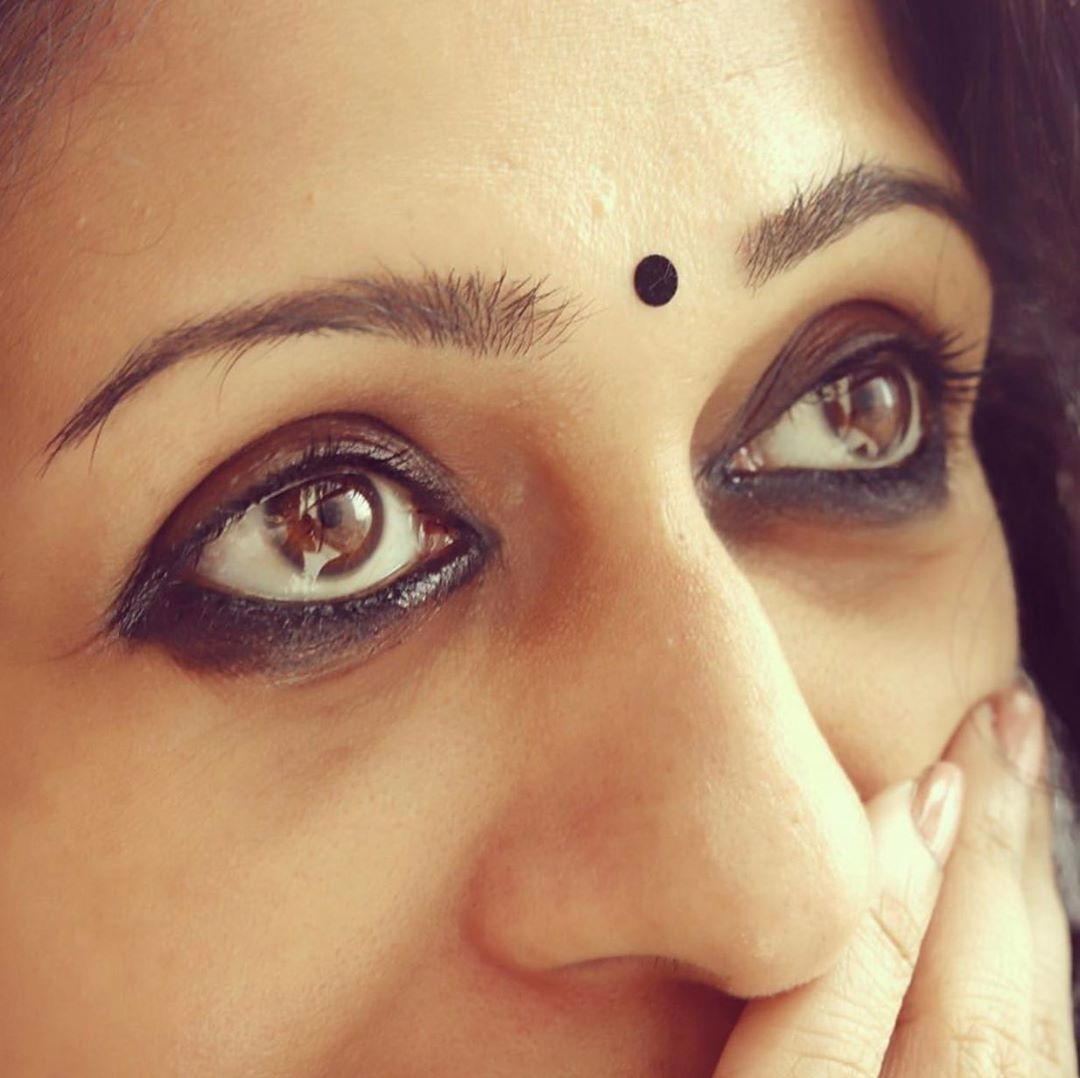 Happy Birthday lady, with the  most beautiful eyes @nisha_narayanan.  U imagine, inspire and empower 🥰