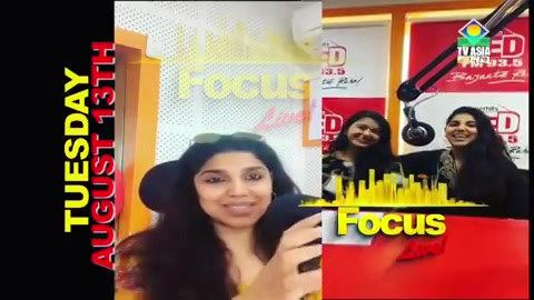 If you are in the United States Of America - lets chat up on #Focus #TvAsiaLive tonight at 8pm call on the number shared in the video to talk... looking fwd to chat up with u, answer all ur questions #AskDevaki #nationalcalloutshow