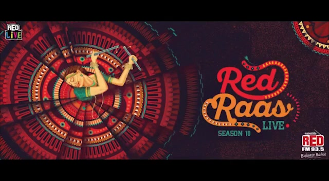 @redfmindia #RedRaasLive tonight with a special guest loved by all @darshanravaldz #RedRaas10 #AirtelRedRaas