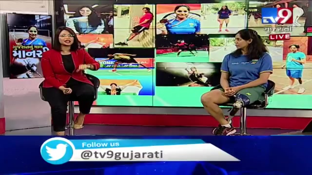 RT @tv9gujarati: you are really making us proud, @RJdevaki congratulates World Para-Badminton Champion #ManasiJoshi https://t.co/HBTNgmkFYY